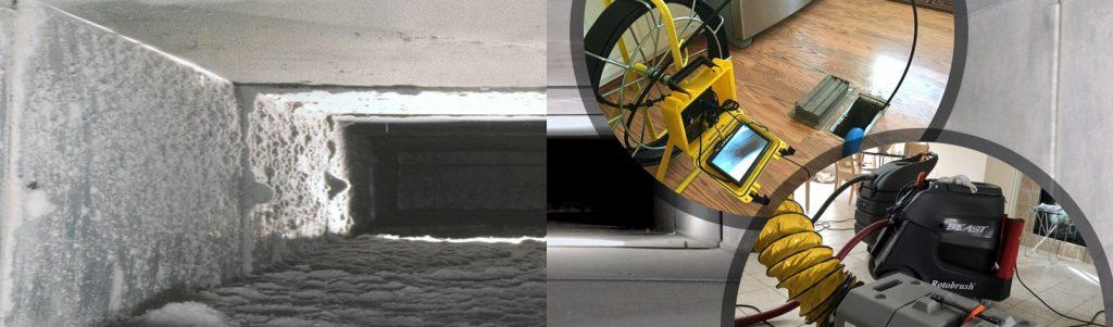 Air Duct Repair Frisco TX